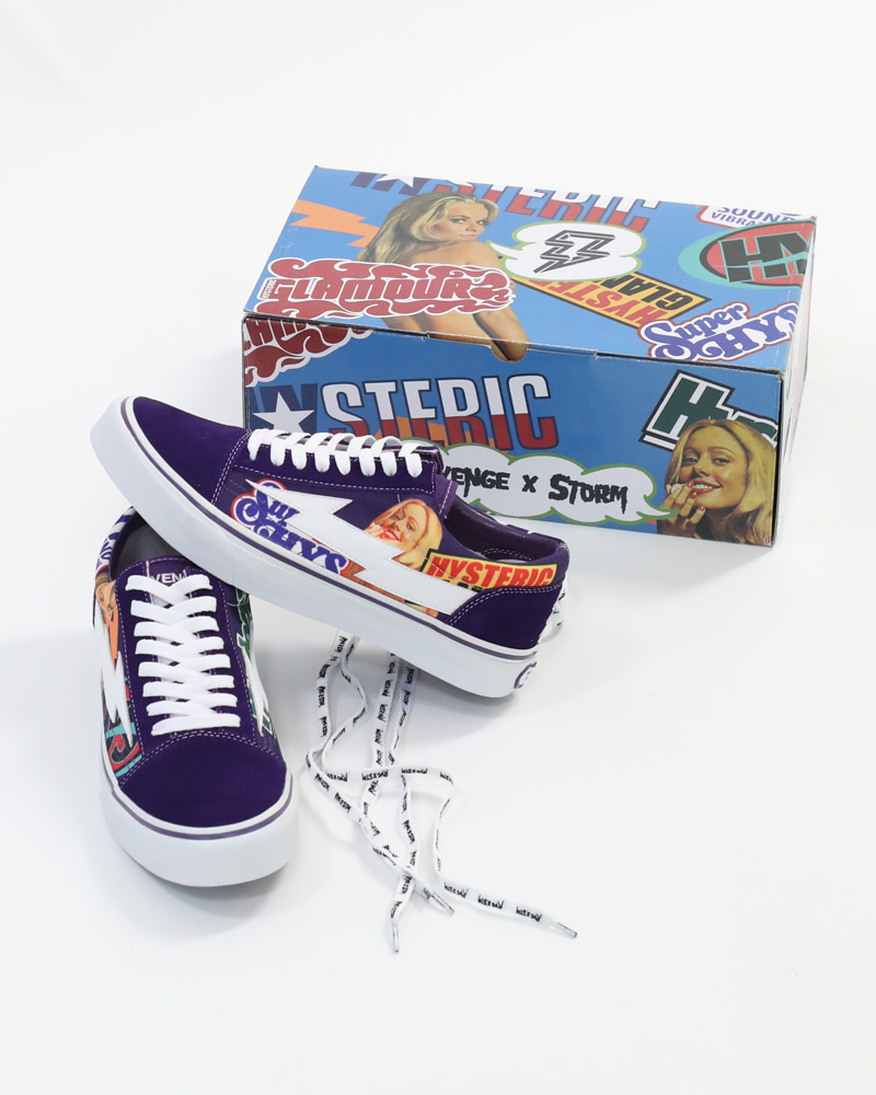 Revenge x Storm x Hysteric Glamour
