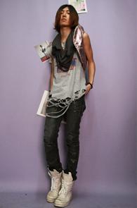 Dior_homme 03f/w Pantalon Jeans