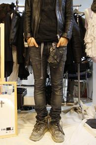 Dior Homme 08F/W Jake Kustom