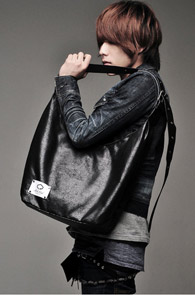 makenoise) Hexagon Bag Black