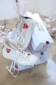 *COMME des GARCONS Play<br>ALL STAR PCDG HI