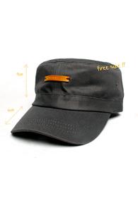 makenoise) Ortega work cap GRY