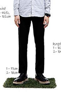 makenoise) ortega slim fit slacks