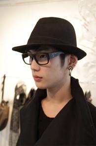 한정수입) classic glasses 002