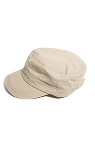 makenoise) basic work cap IVORY