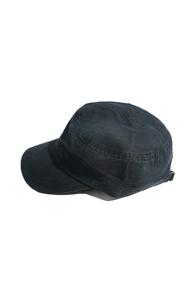 resonance) 4pannel washing cap BLACK
