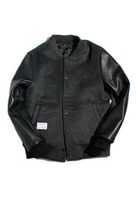 resonance) synthetic leather stadium GREY