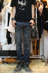 Dior homme 05 blue_coating jean