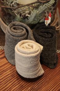 3 Color Bocaci Wool Socks Pack