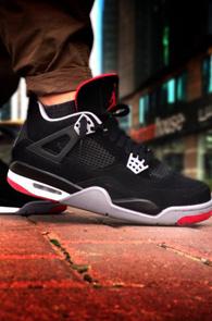 Nike Air Jordan 4 Bred CDP