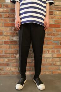 Black Baggy Slacks Pants<br>블랙 배기 슬랙스팬츠<br>봄 시즌용 슬랙스,편한 착용감