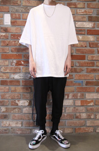 3 Color Vintage Box T-Shirts<Br>그레이,블랙,화이트 3가지 컬러<br>빈티지한 느낌의 박스티셔츠