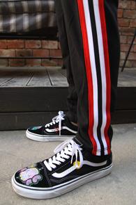 FIXX Side Line Training Pants<Br>블랙컬러, 사이드라인 디자인<br>편안한 착용감의 팬츠