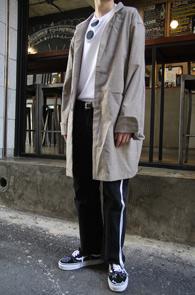 Soft Glen Check Coat<Br>글렌체크 패턴, 얇은 소재감<br>간절기에 입기 좋은 체크코트